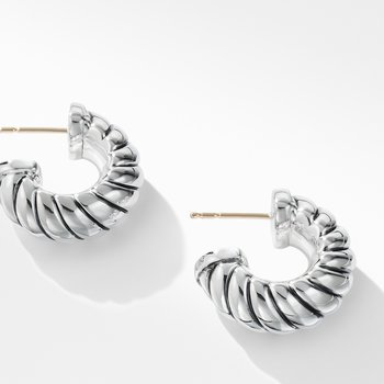 Cable Classics Earrings