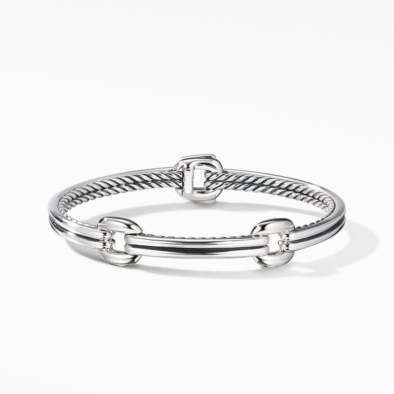 David Yurman Thoroughbred® Double Link Bracelet