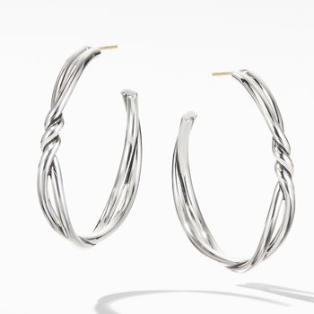 Continuance® Large Hoop Earrings