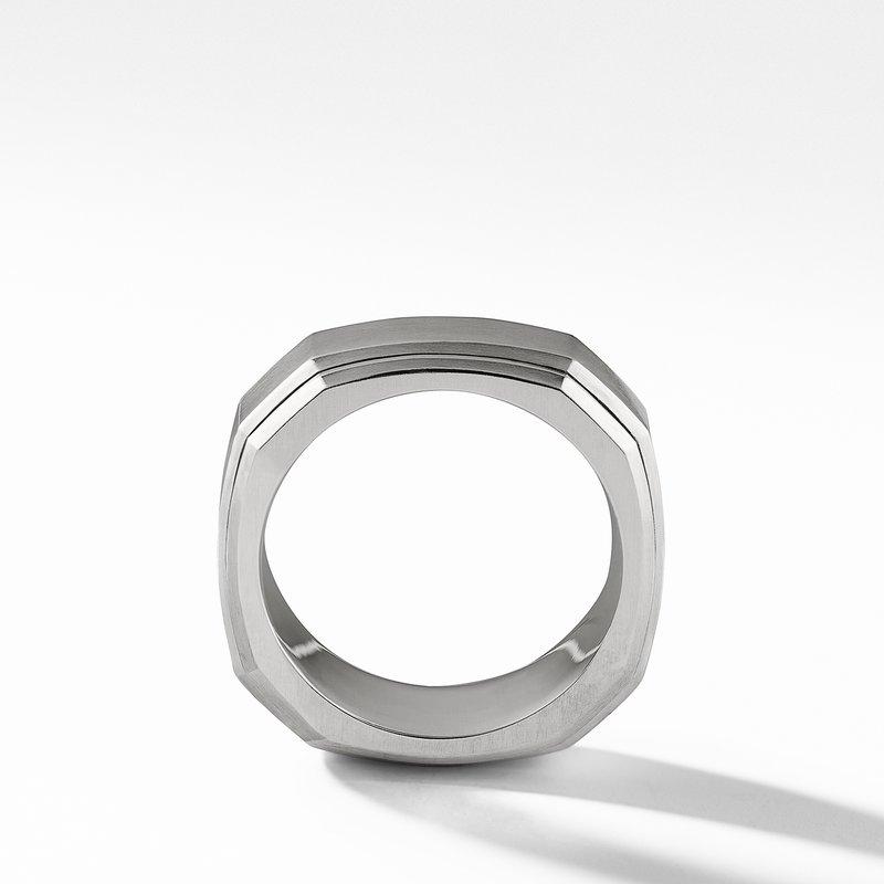 David Yurman Deco Band Ring