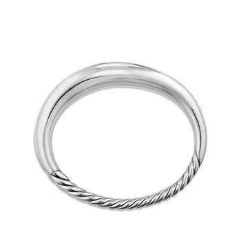 Pure Form Smooth Bracelet, 9.5mm