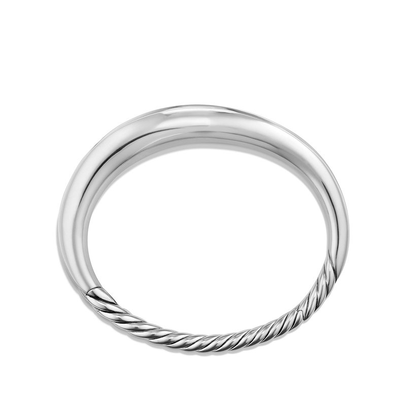 David Yurman Pure Form Smooth Bracelet, 9.5mm