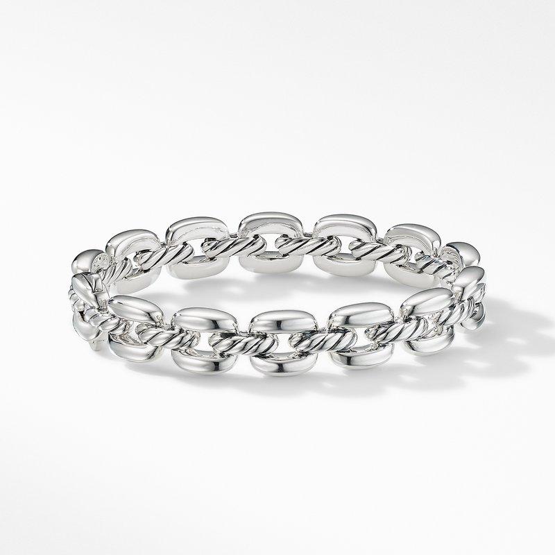 David Yurman Thoroughbred® Cushion Link Bracelet