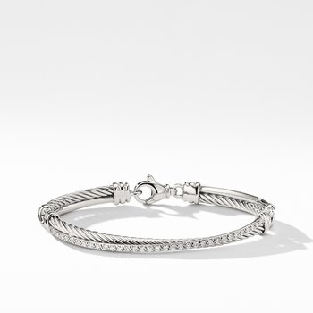 The Crossover Collection® Bracelet with Diamonds