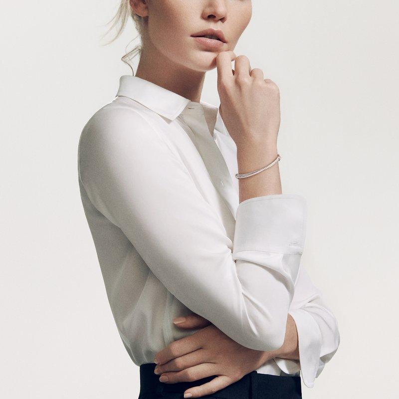 David Yurman The Crossover Collection® Bracelet with Diamonds