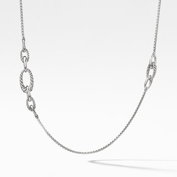 Pure Form® Chain Station Necklace