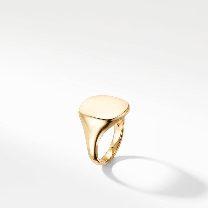 David Yurman Pinky Ring in Gold