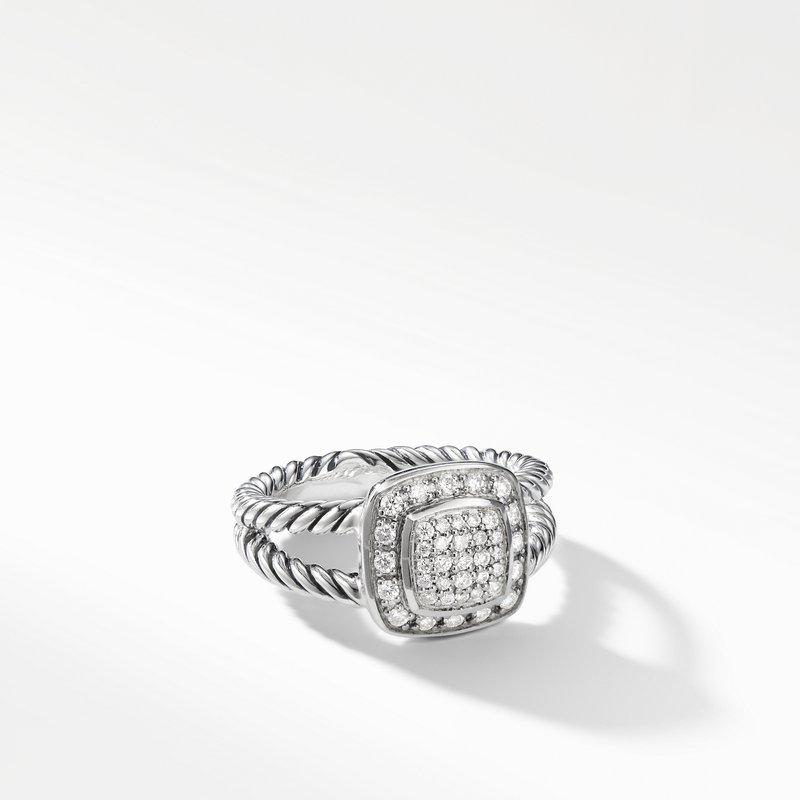 David Yurman Petite Albion® Ring with Diamonds