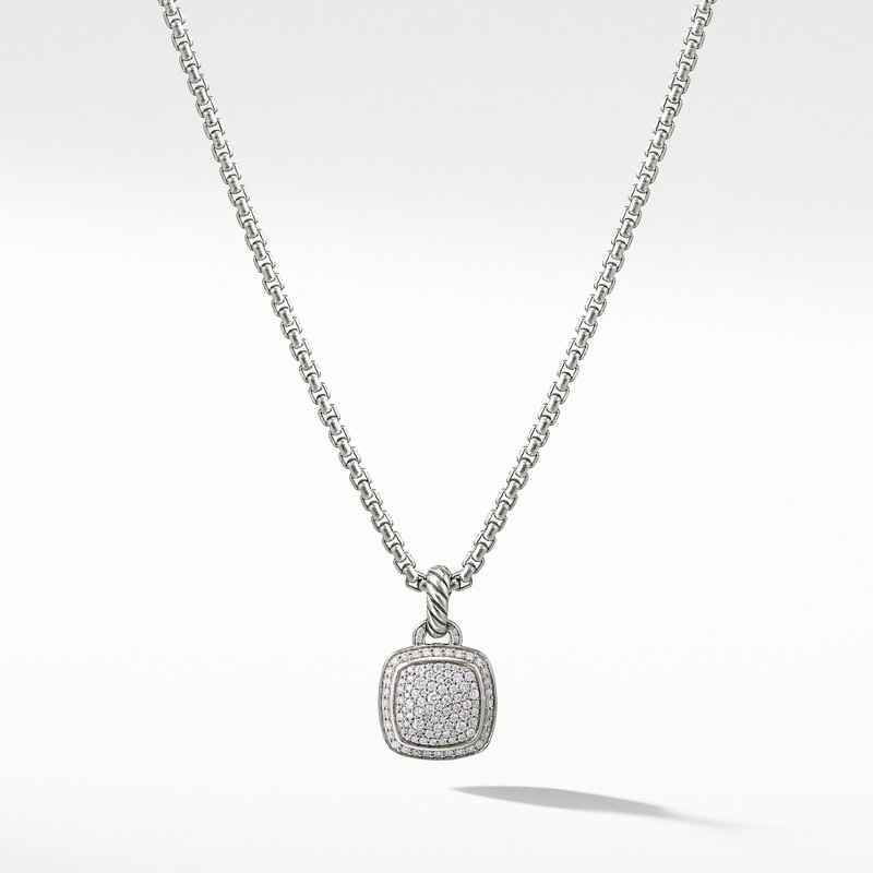 David Yurman Albion® Pendant with Diamonds