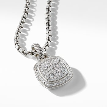 Albion® Pendant with Diamonds