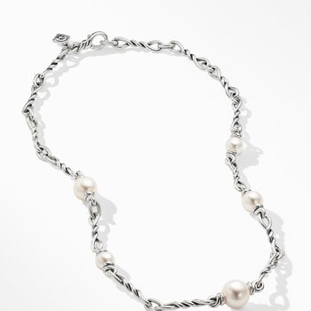Continuance® Pearl Small Chain Necklace