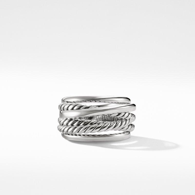 David Yurman Crossover Narrow Ring