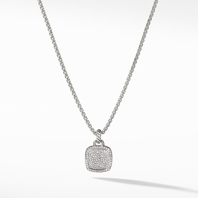 David Yurman Pendant with Diamonds