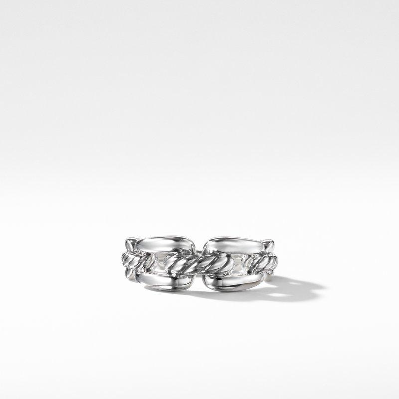 David Yurman Wellesley Chain Link Ring, 8mm