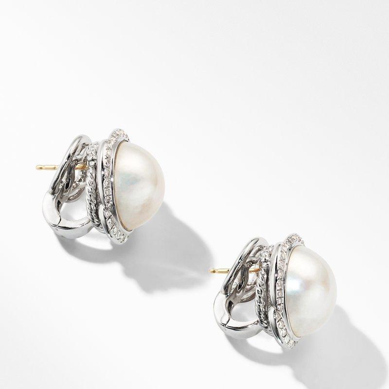 David Yurman Continuance® Pearl Stud Earrings