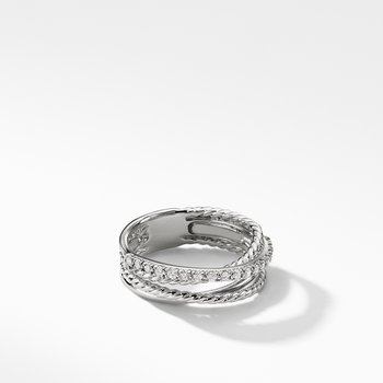 The Crossover Collection® Ring with Diamonds