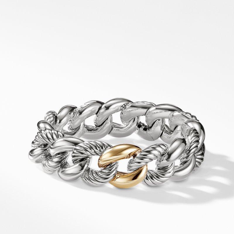 David Yurman Bracelet with 18K Gold
