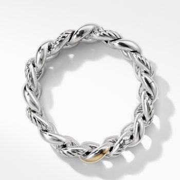 Bracelet with 18K Gold