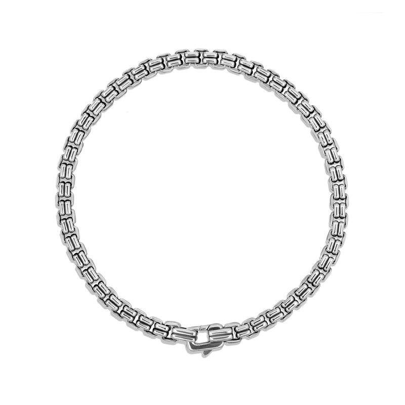David Yurman Double Box Chain Bracelet