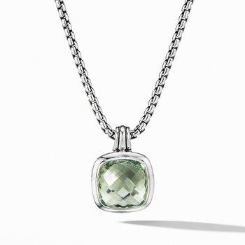 Albion® Pendant with Prasiolite