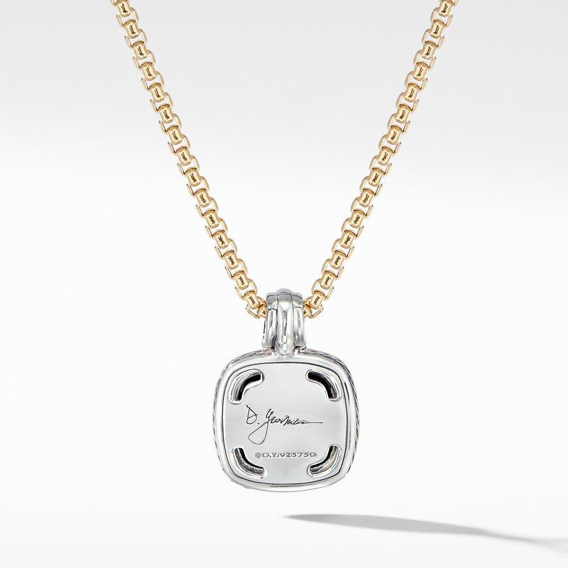 David Yurman Albion® Pendant with Black Onyx and 18K Yellow Gold