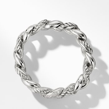 Bracelet with Diamonds, 18mm