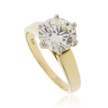2.26 Ct Diamond Solitaire