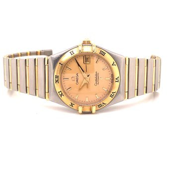 Omega Constellation - Circa 1998 - 27mm - Champagne Dial - Automatic Movement
