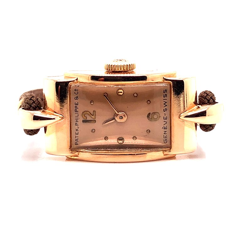 Pre-Owned Watches Patek Philippe - 18K - Circa 1940's