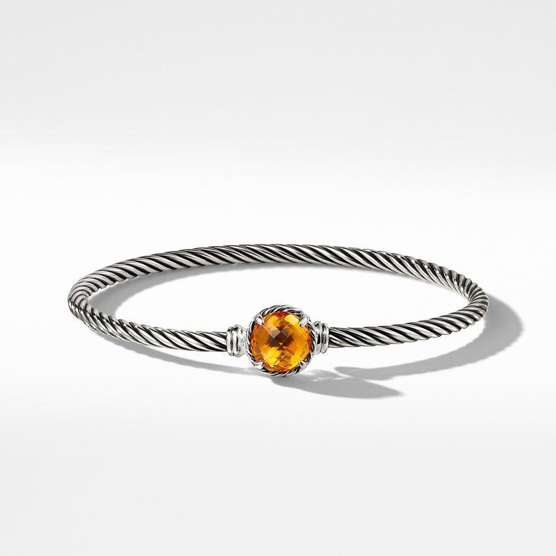 David Yurman Chatelaine® Bracelet with Citrine