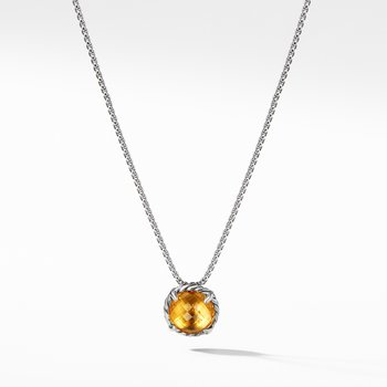 Chatelaine® Pendant Necklace with Citrine