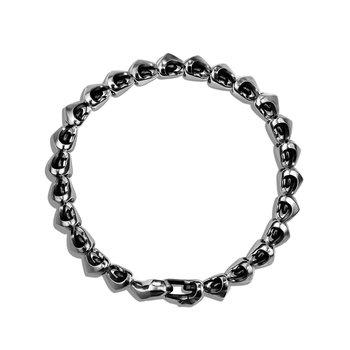 Armory Single Row Link Bracelet
