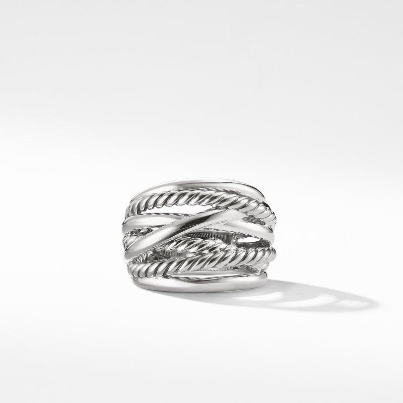 David Yurman Crossover Wide Ring