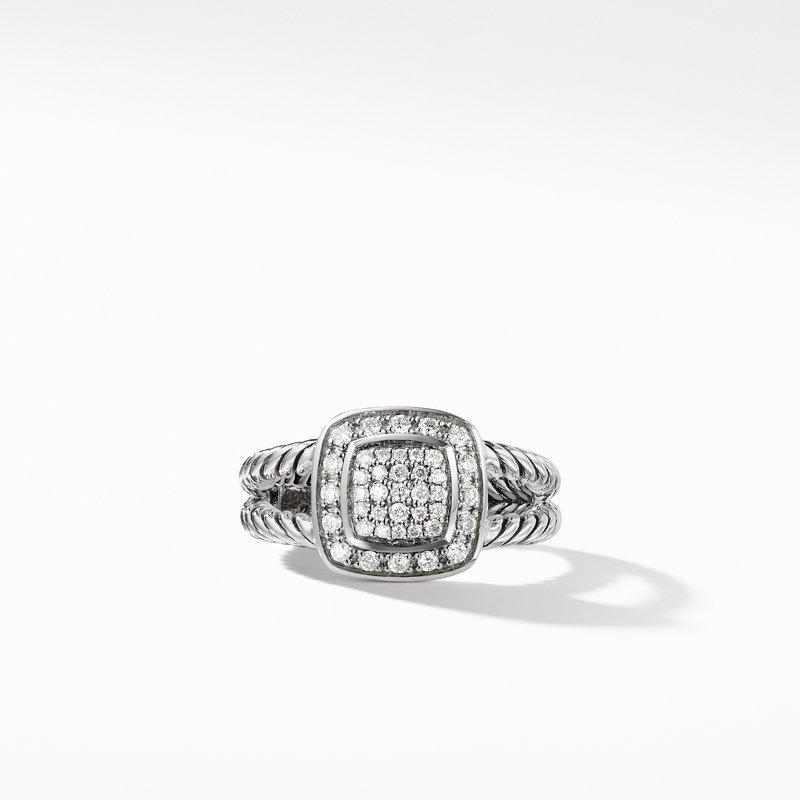 David Yurman Petite Albion® Ring with Diamonds