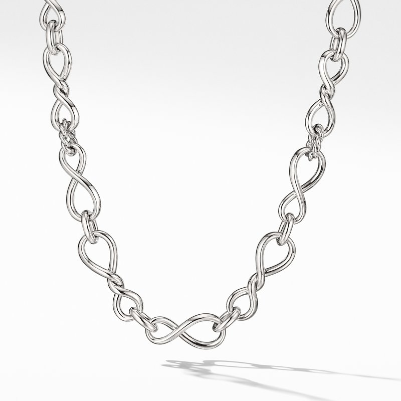 David Yurman Continuance Large Chain Necklace