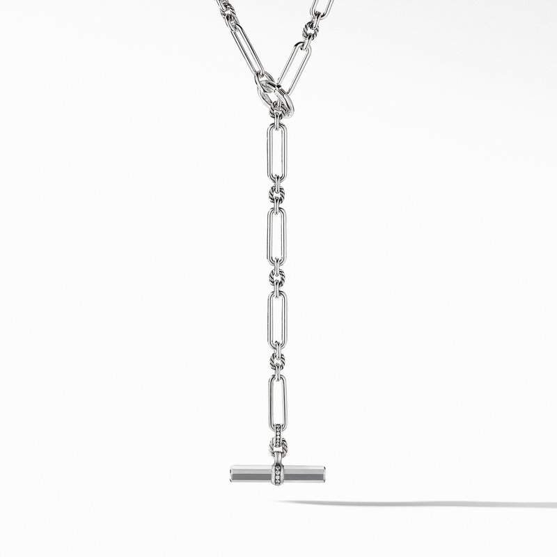 David Yurman Lexington Necklace with Diamonds
