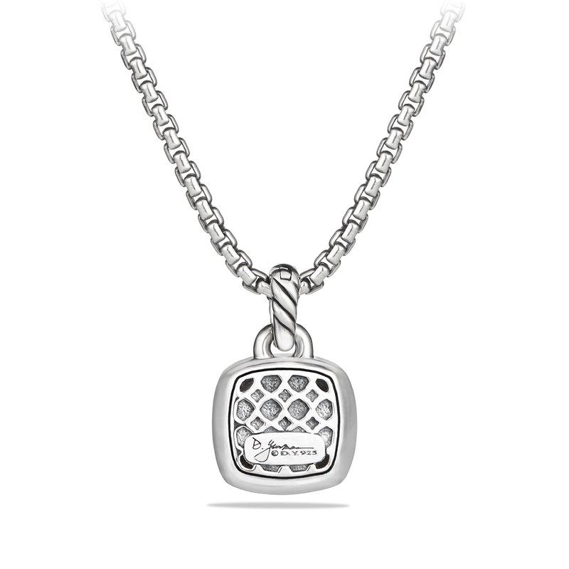 David Yurman Albion® Pendant with Black Onyx and Diamonds