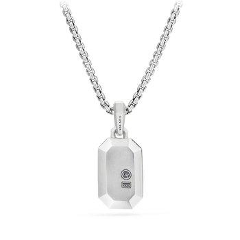 Streamline® Pave Amulet with Black Diamonds