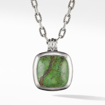 Albion® Pendant with Turquoise