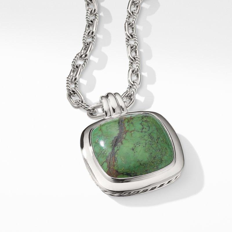 David Yurman Albion® Pendant with Turquoise