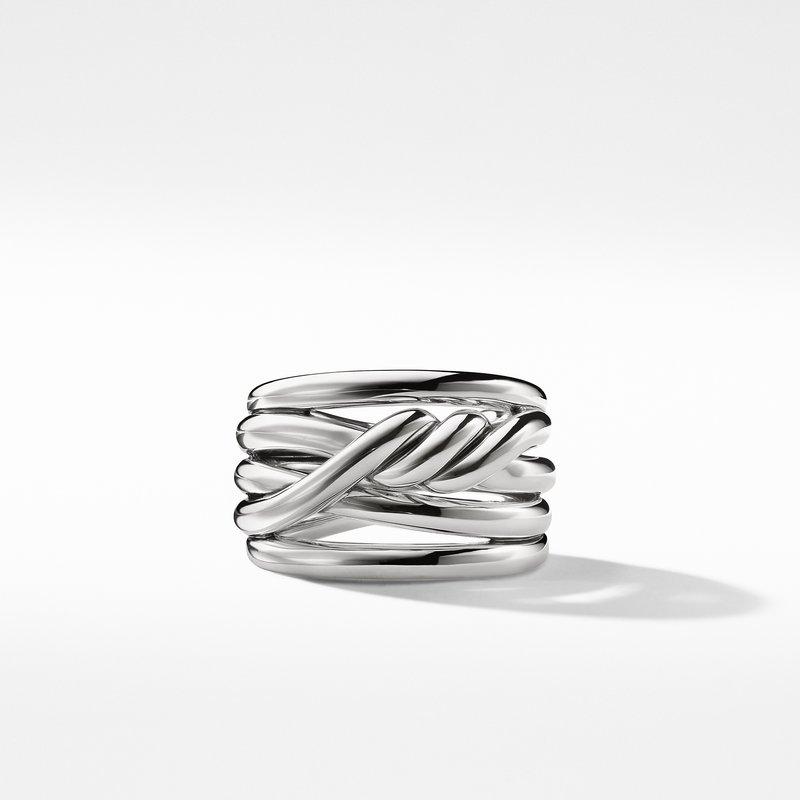 David Yurman Continuance Ring, 14mm