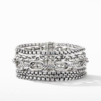 Multi-Row Chain Bracelet
