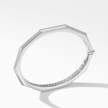 Stax Faceted Bracelet