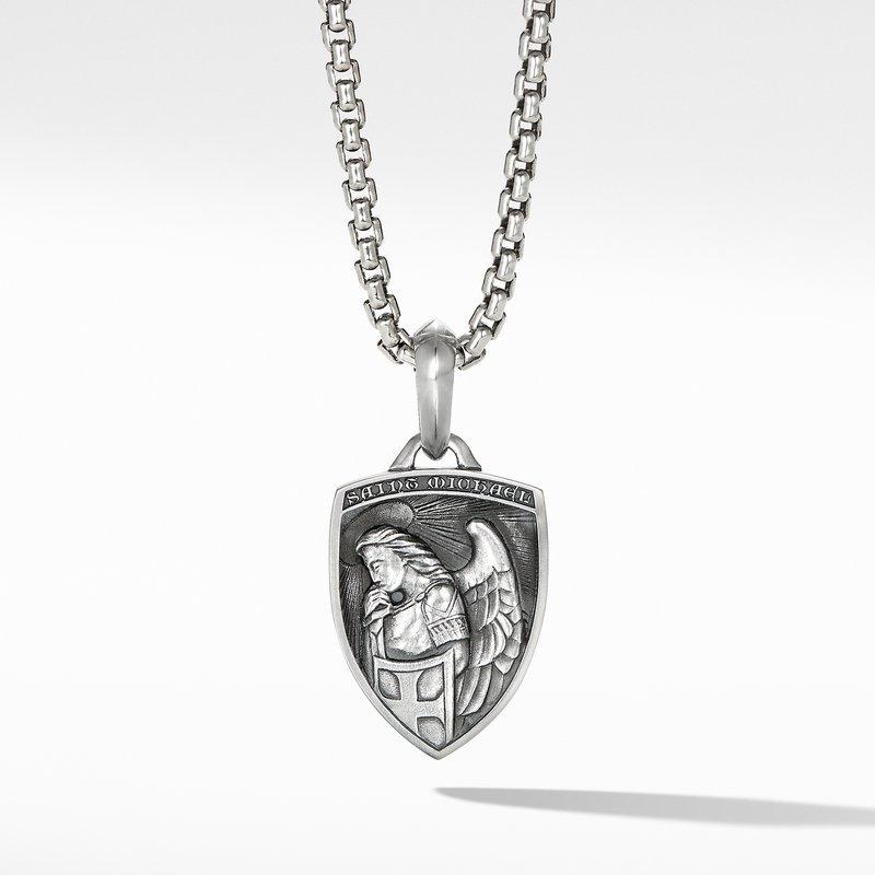 David Yurman St. Michael Amulet