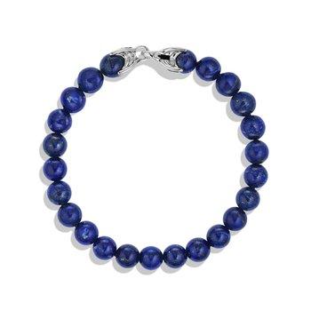 Spiritual Beads Bracelet with Lapis Lazuli