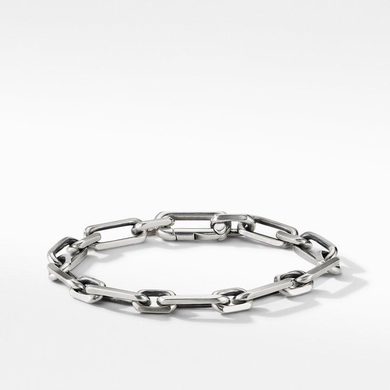 David Yurman Elongated Open Link Chain Bracelet