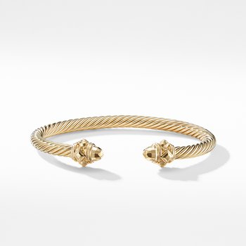 Renaissance Bracelet in 18K Gold,