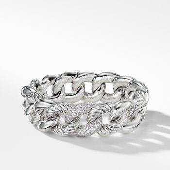 Bracelet with Diamonds, 18mm