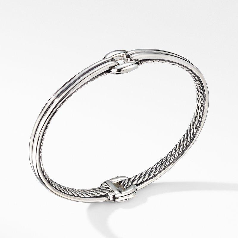 David Yurman Thoroughbred® Center Link Bracelet
