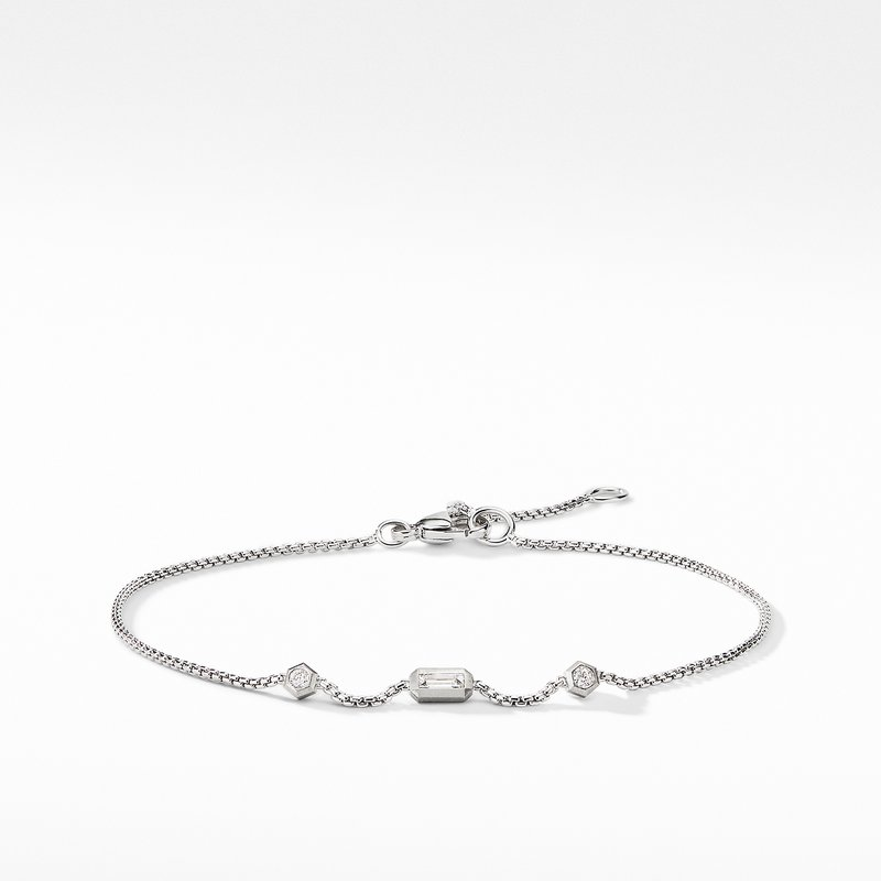 David Yurman Novella Bracelet with Diamonds
